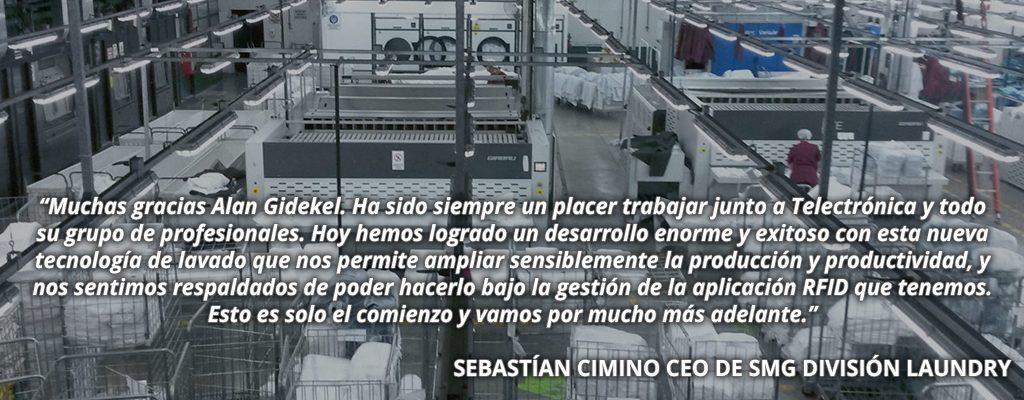 Sebastian Cimino SMG RFID